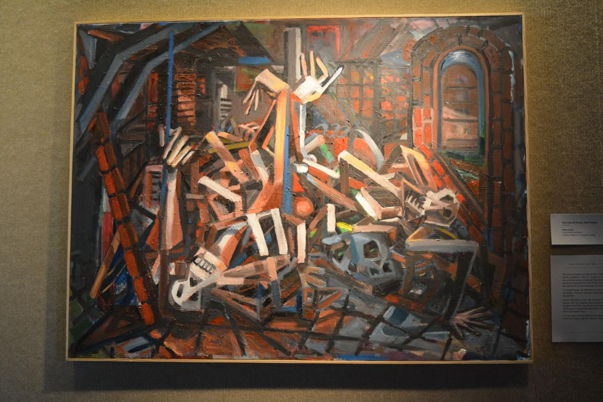 Holocaust art exhibit take 2 (11).JPG