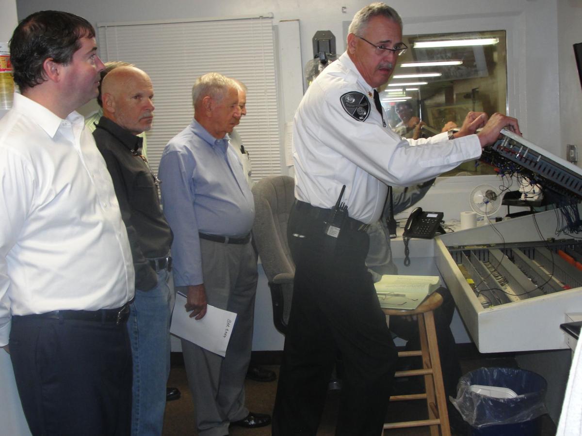 County hit with jail violation | News | morganton com