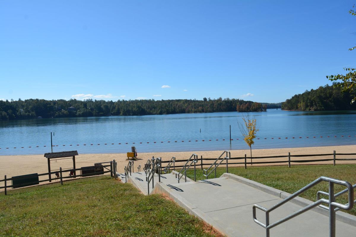 Lake James State Park photo