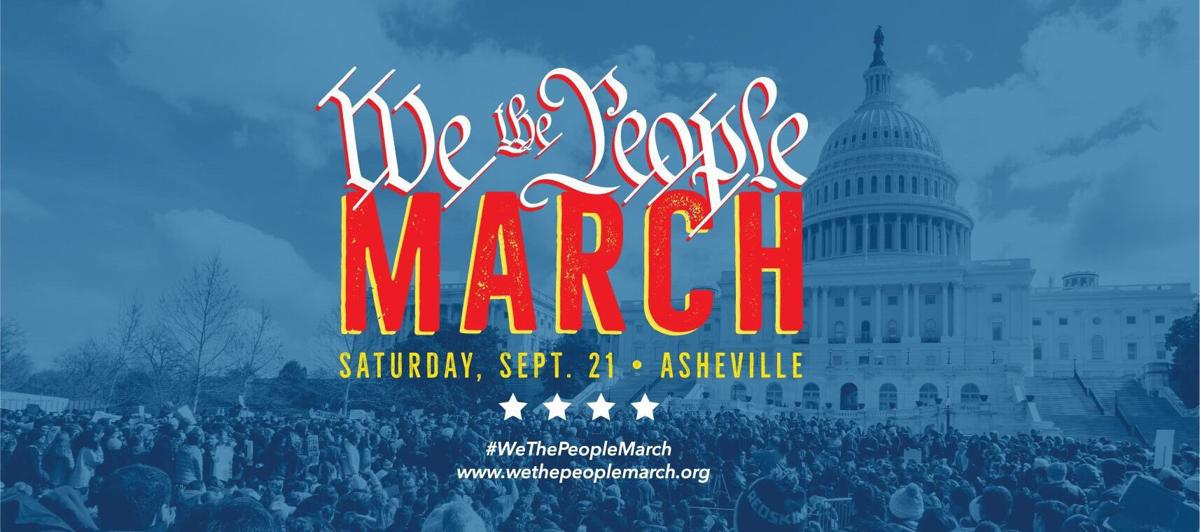 We the People March set for Saturday in Asheville