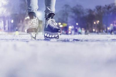 ice skating generic pic
