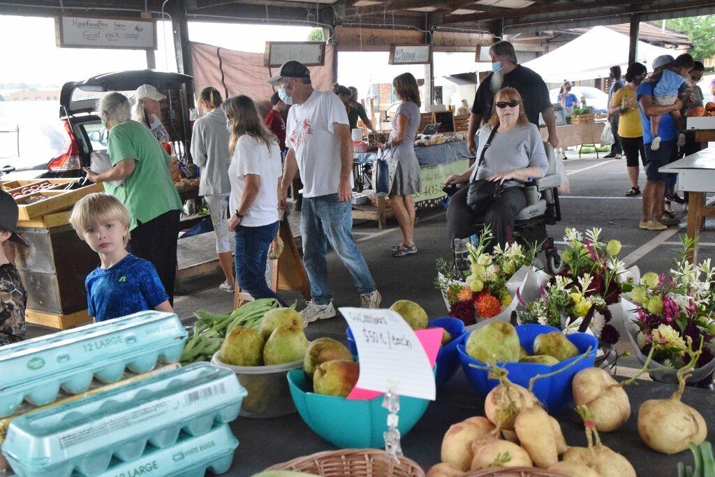 Morganton Farmers' Market