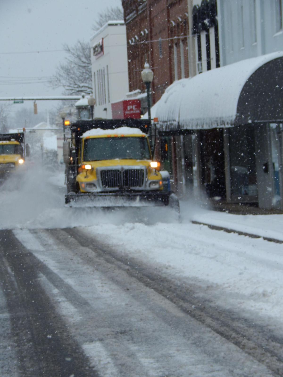 Winter storm drops 8-9 inches of snow in Morganton | News