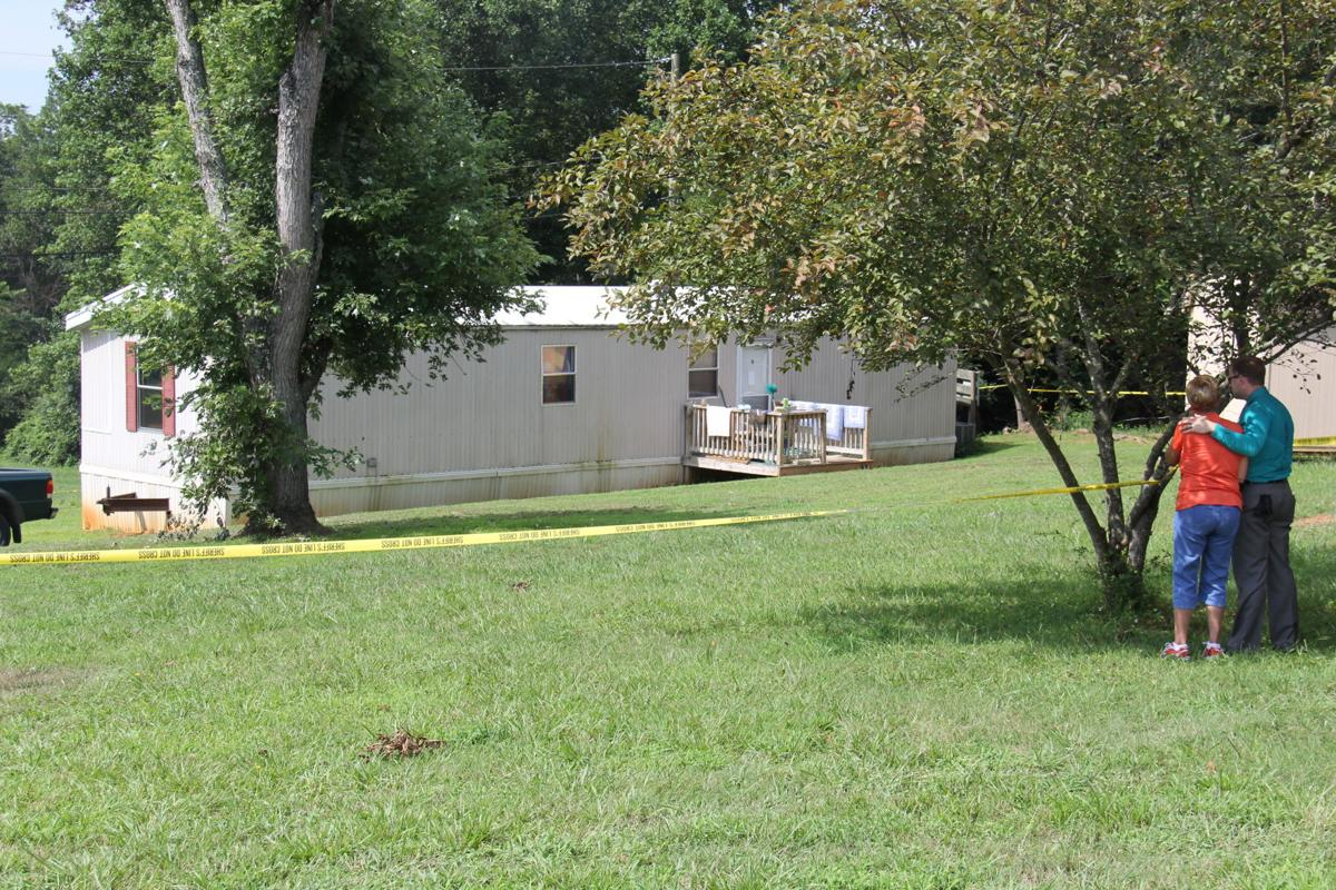 chesterfield woman u0027s deadly wounds appear self inflicted
