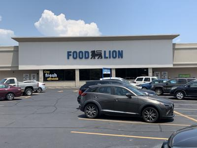 Food Lion exterior shot