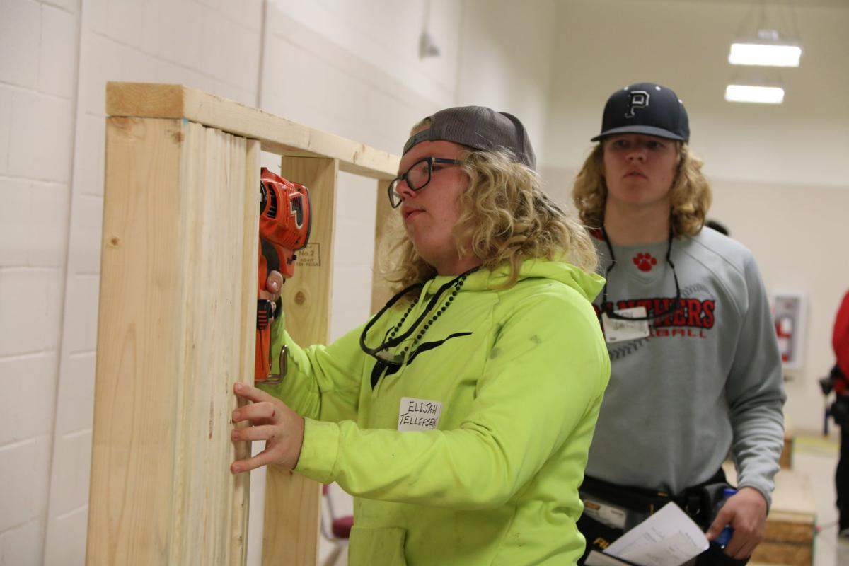Construction Rodeo Links Cte Students To Local