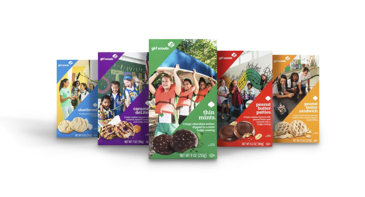 Girl Scout Cookies graphic