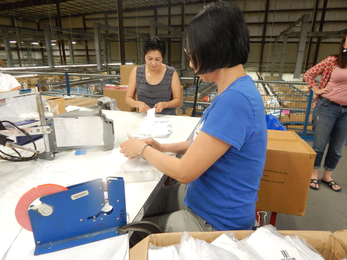 Coming Home: Company to bring back sock manufacturing, jobs