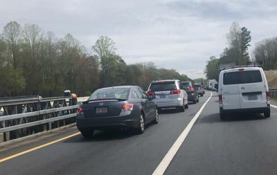 BREAKING: Wreck causes delays on I-40 | News | morganton com