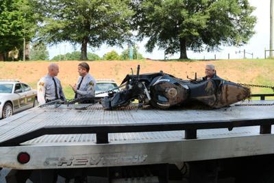 Motorcyclist dies in crash | News | morganton com