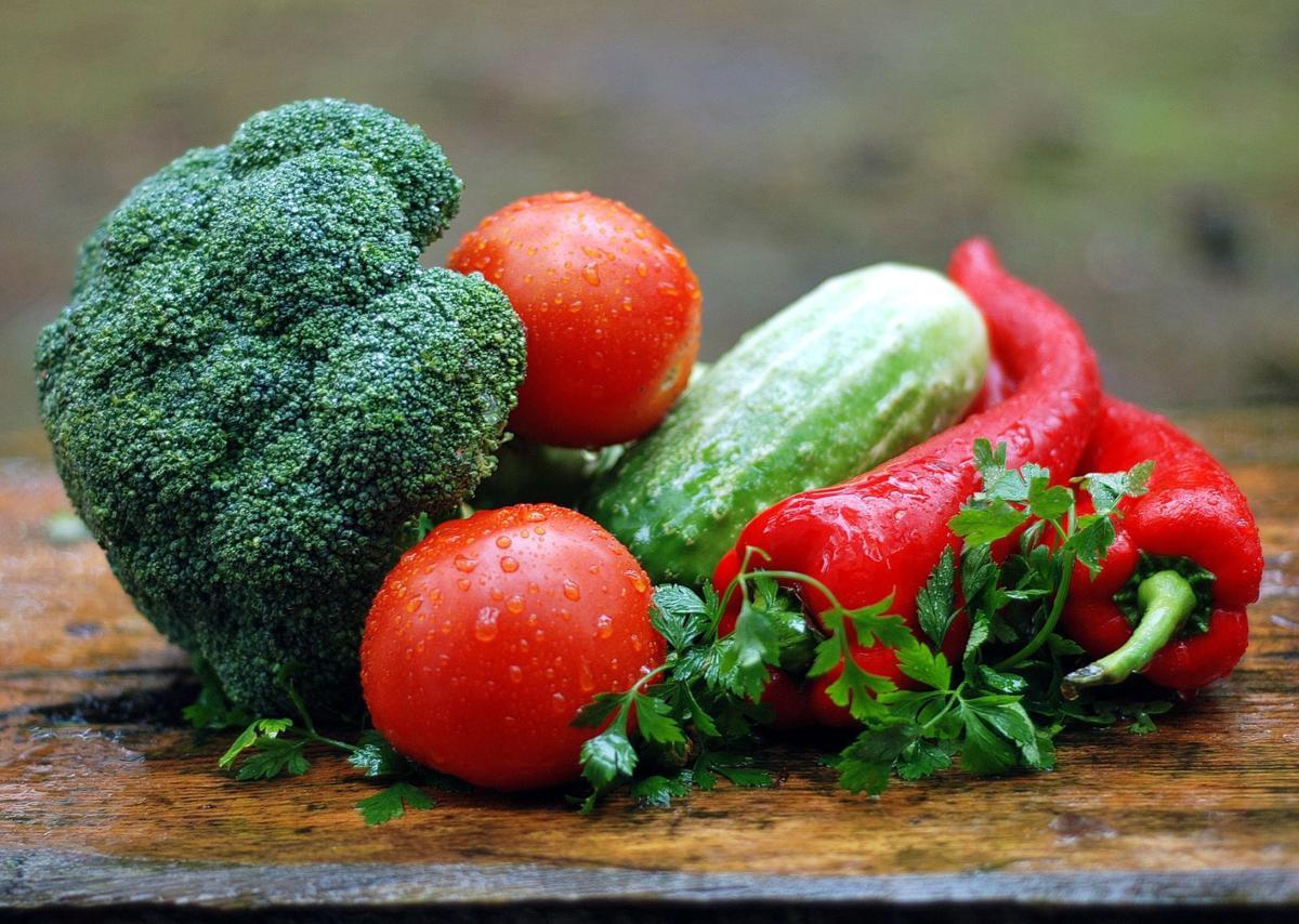 vegetables mnh