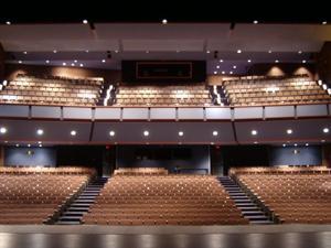 CoMMA Inside Auditorium