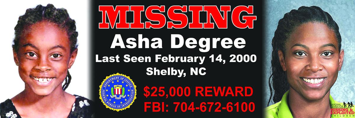 Missing: Asha Degree