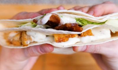 Recipe of the Day: TikTok's Tortilla Wrap Hack