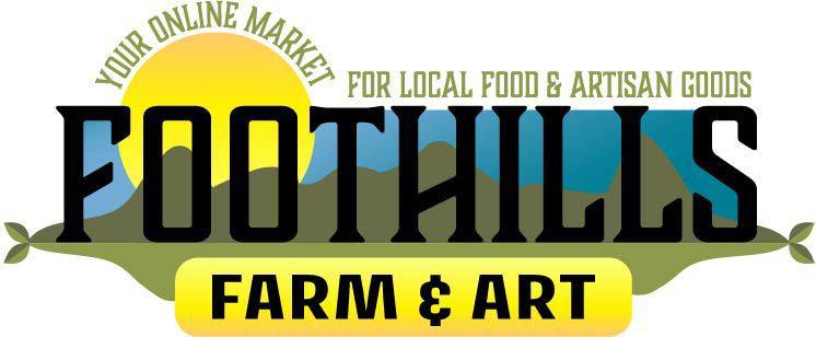 Foothills Farm and Art logo