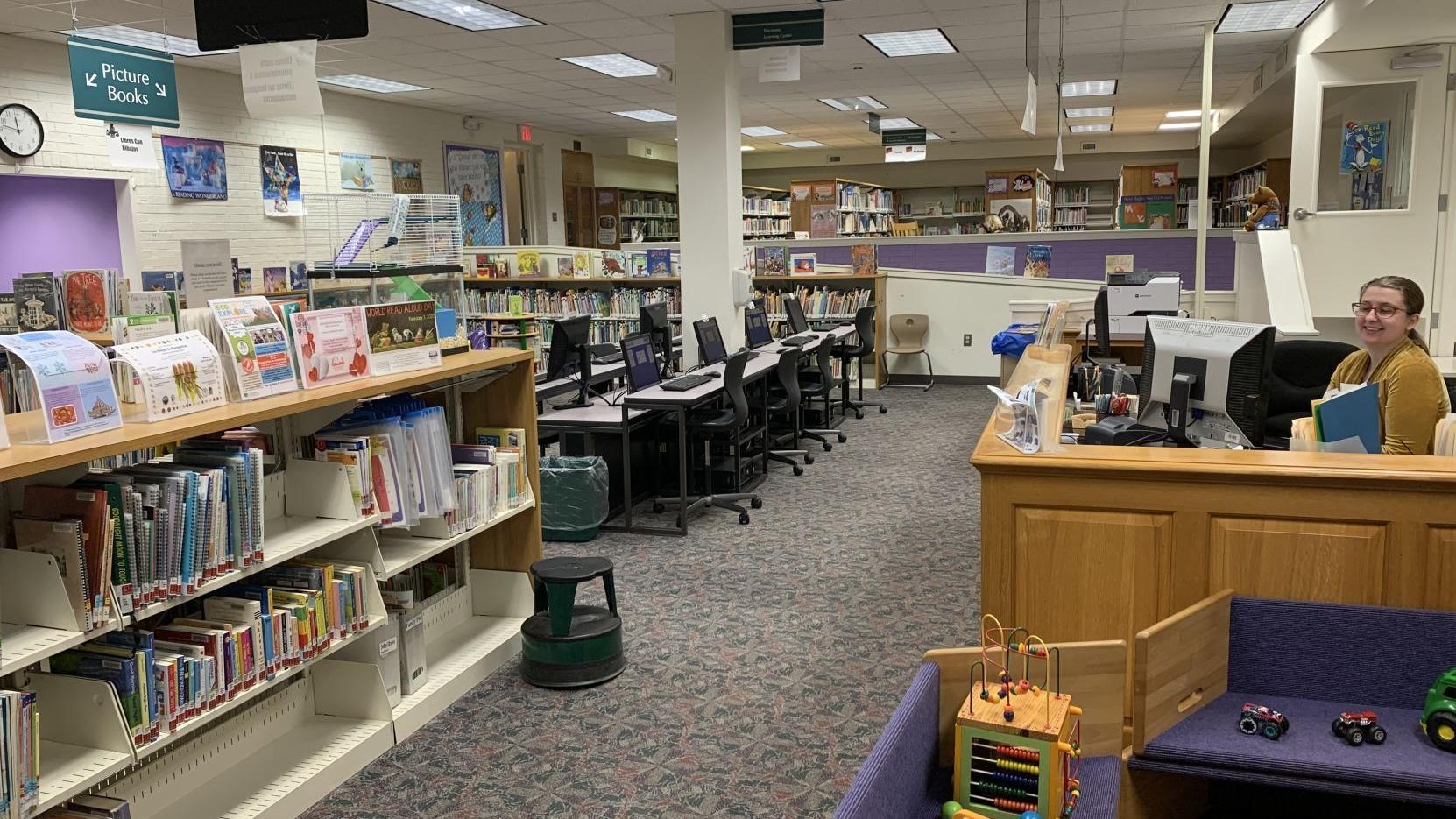 Library Matters - Sunday, Oct. 24, 2021