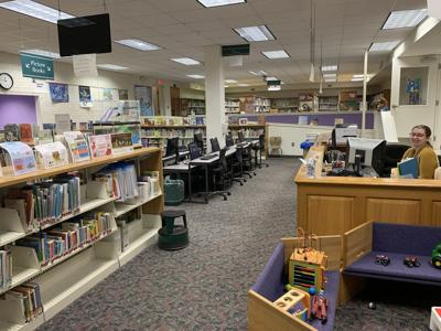 Burke County Public Library - Library Matters photo