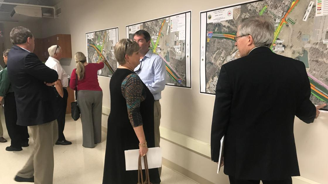 County, city officials briefed on construction possibilities for