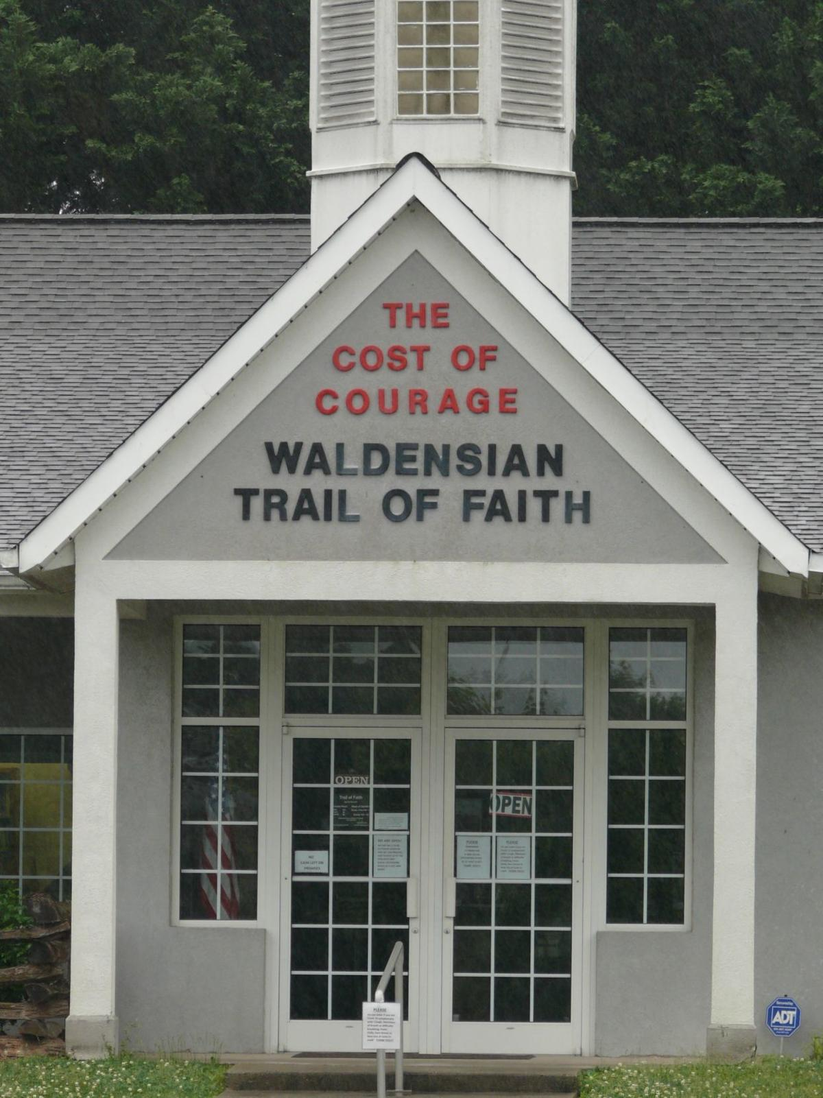 Waldensian Trail of Faith visitors' center photo