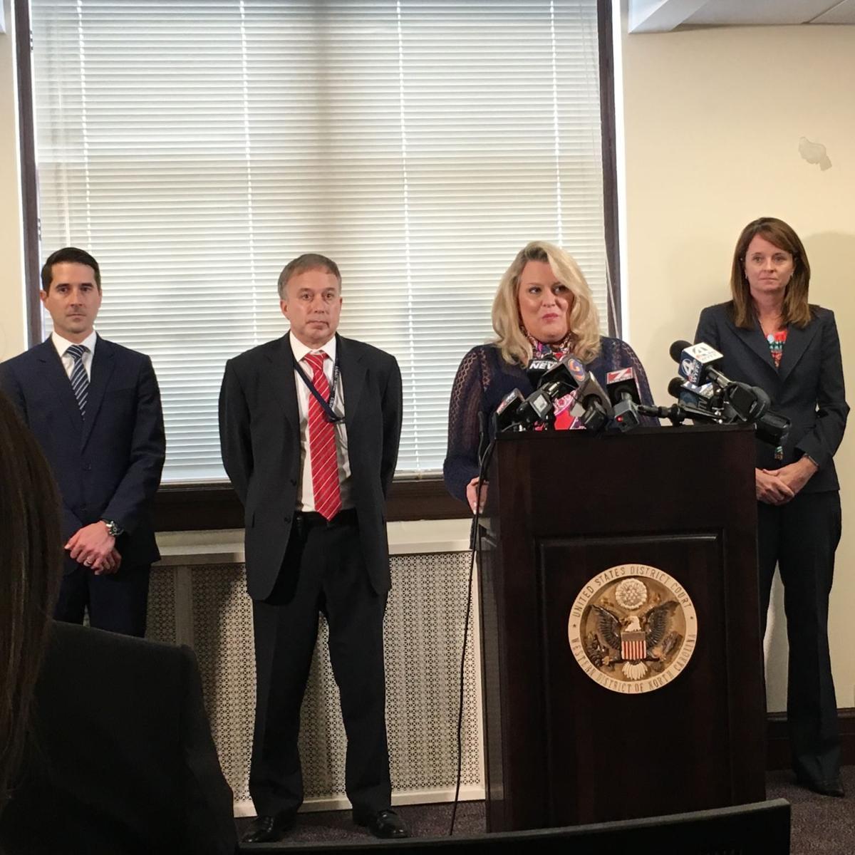 Justin Sullivan sentencing press conference