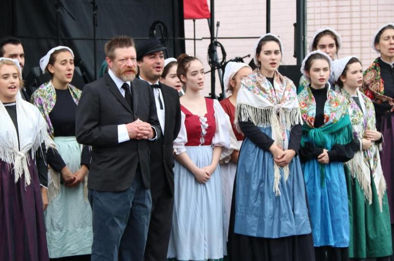 Waldensian Festival historic dress photo