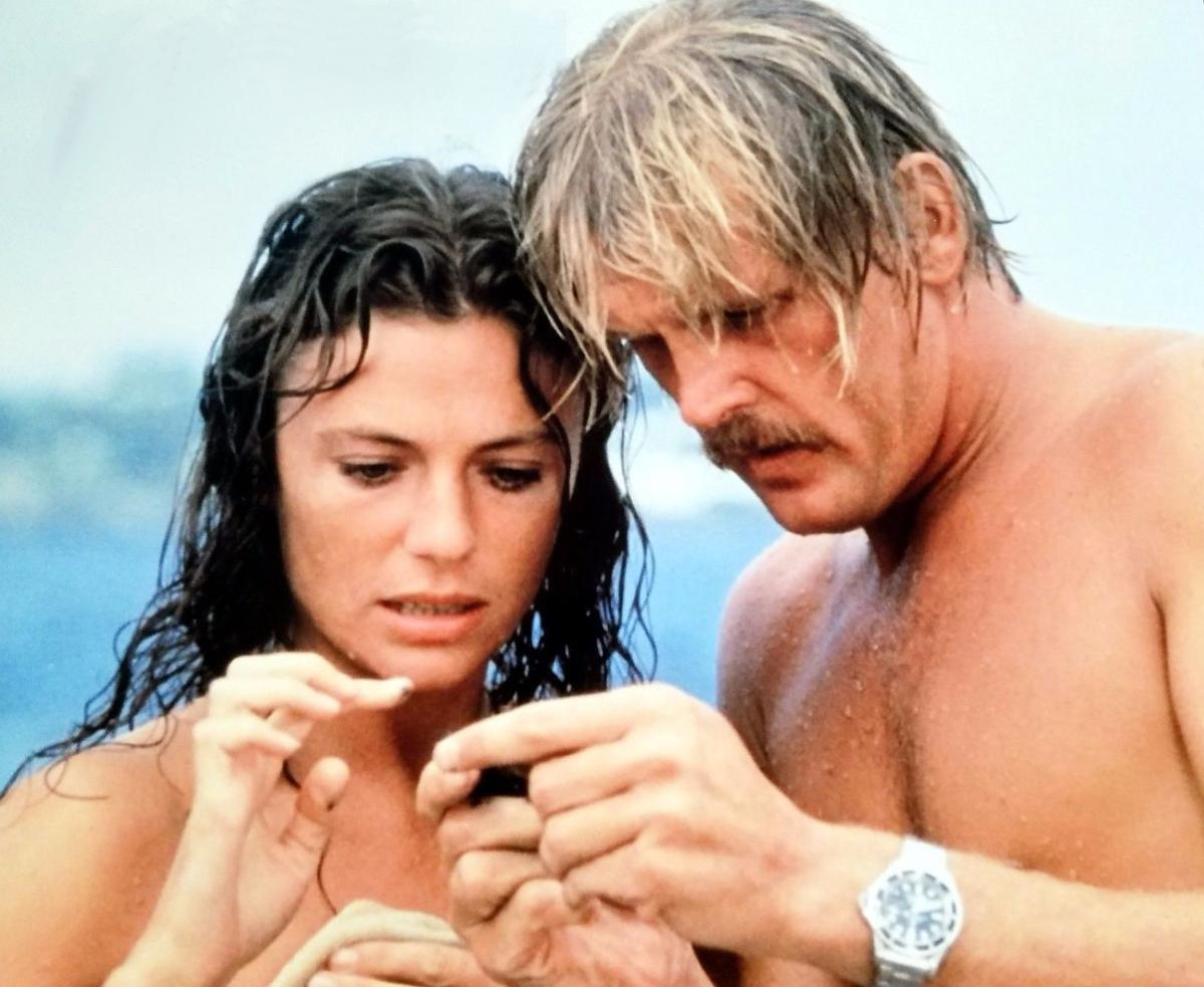 6. Jacqueline Bisset and Nick Nolte in The Deep - Columbia Pictures.jpg