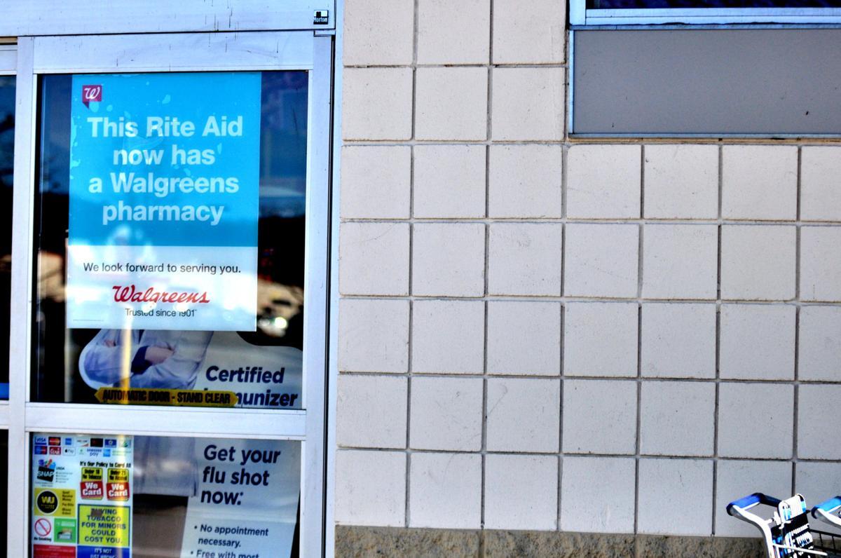 Morganton Rite Aid stores now have Walgreens pharmacies | News ...