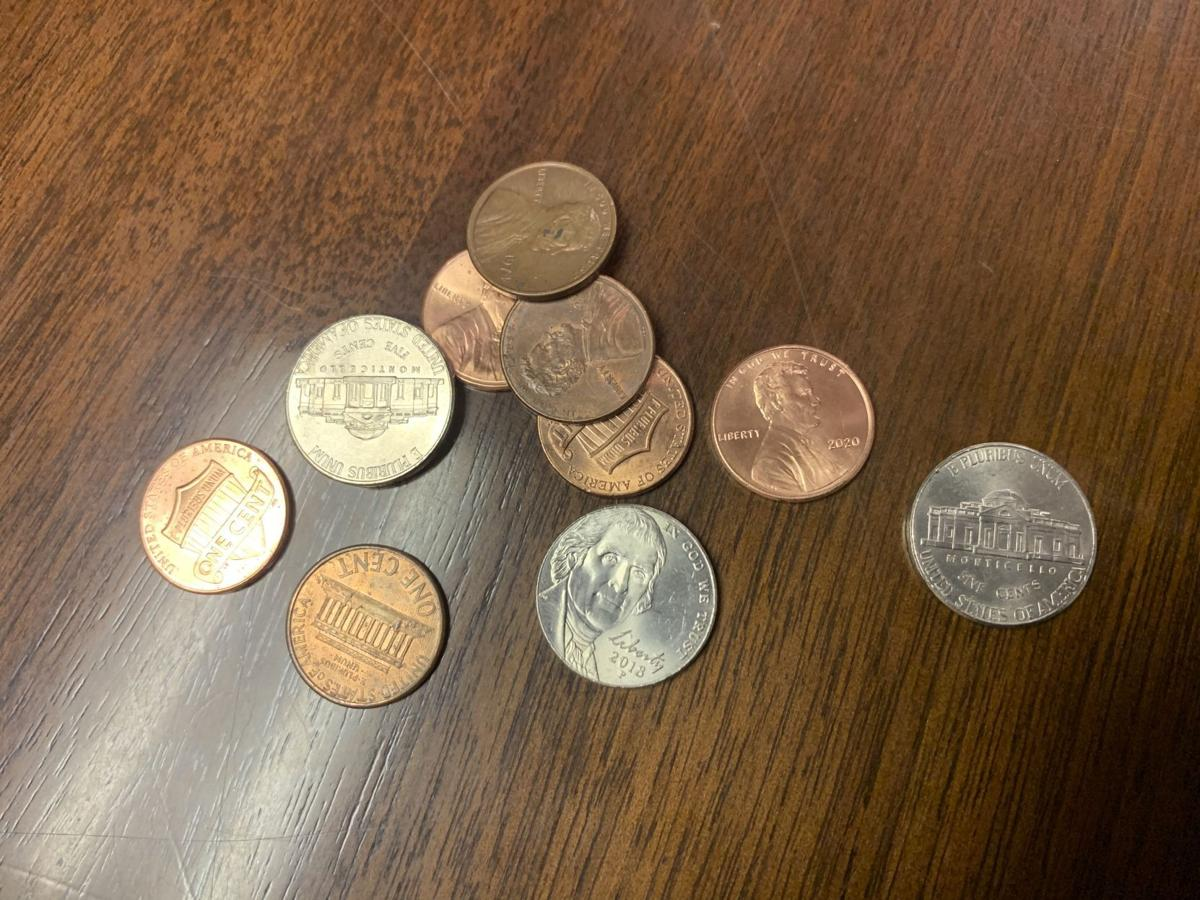 Coins generic pic