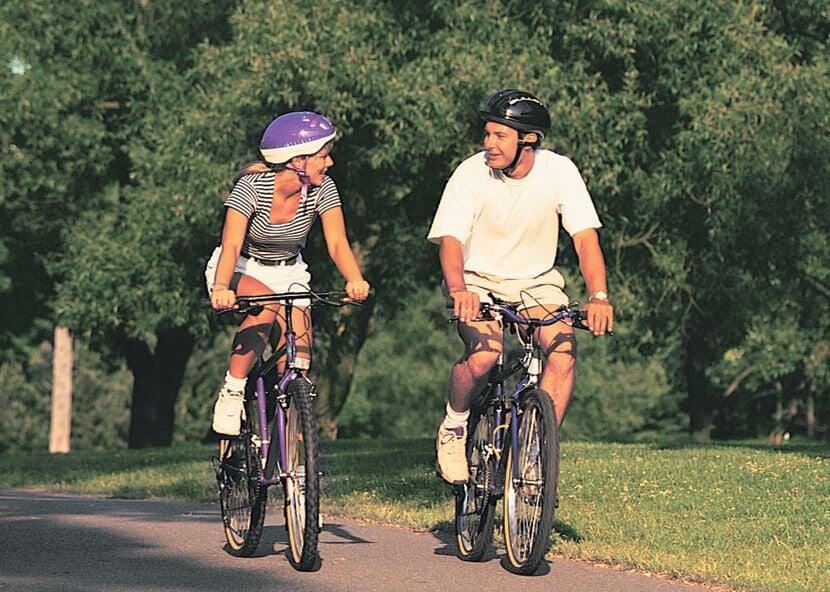 bicyclists generic photo