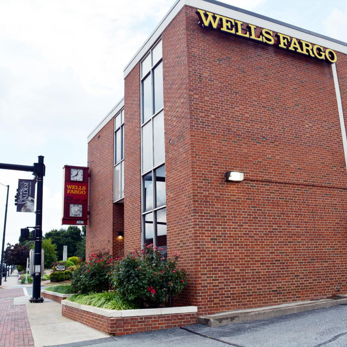Wells Fargo branch to close | Business | morganton com