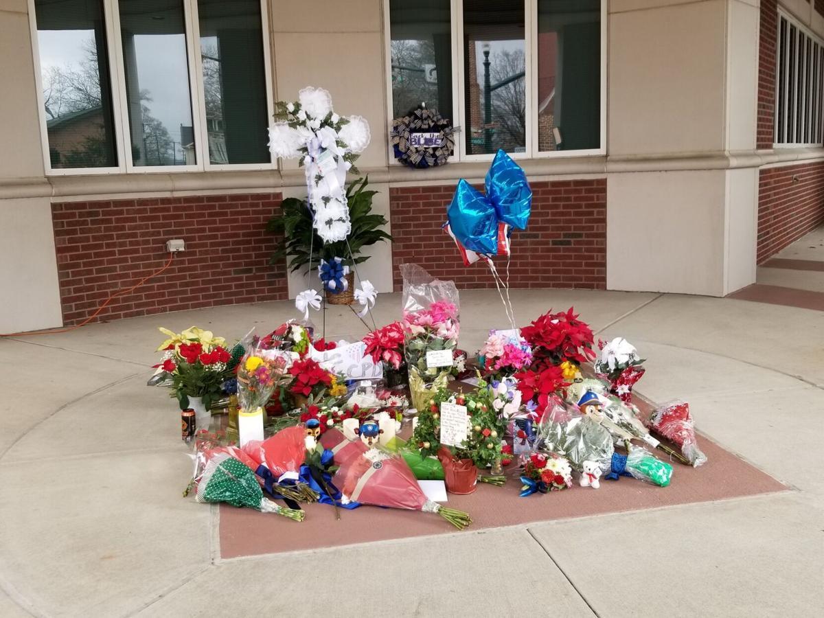 Memorial for Officer Jason Shuping