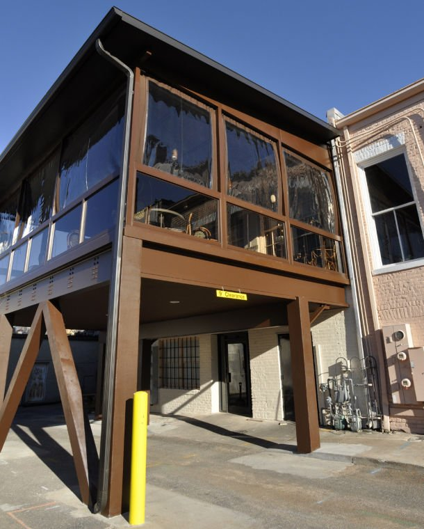 Two new businesses coming to downtown | News | morganton com