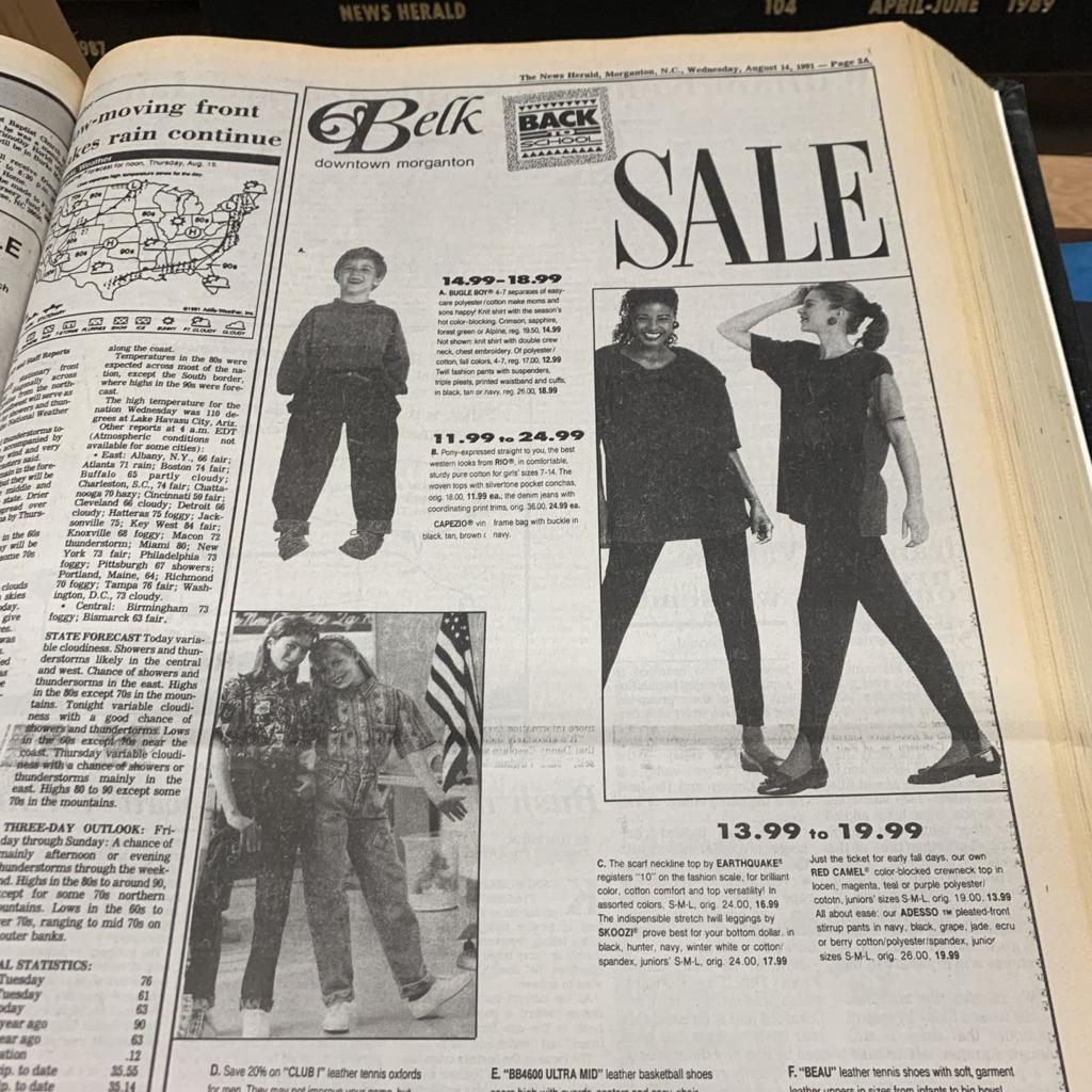 GALLERY: Throwback Thursday - This week in 1991 | Gallery