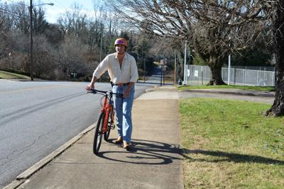 Person donates bike to Burke County's own Duke boy