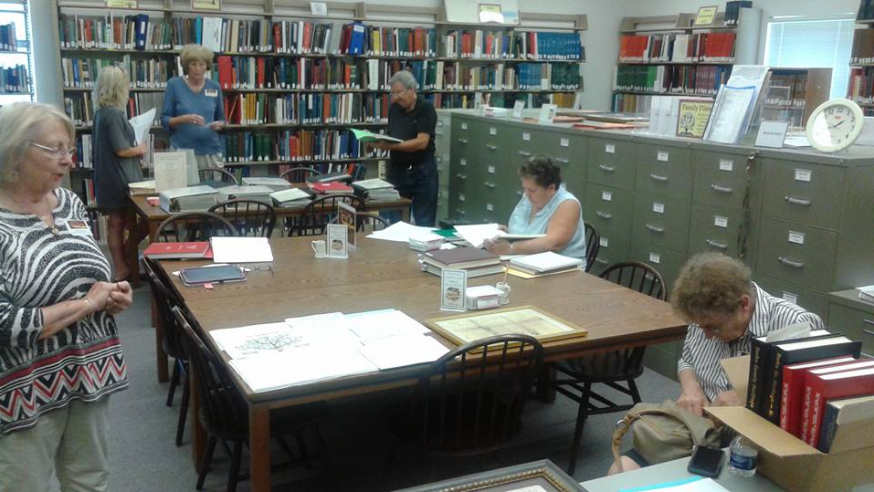 Burke County Public Library North Carolina Room photo
