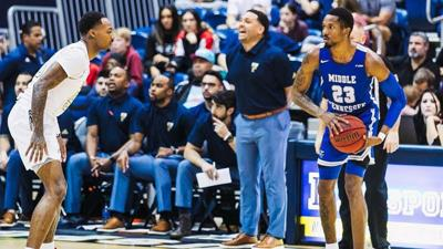 MTSU men continue to struggle, fall to 0-6 in C-USA play
