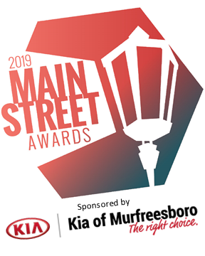 2019 Main Street Awards logo