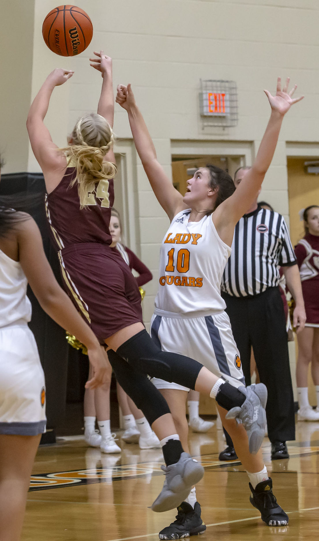 Cannon County basketball takes sweep over MTCS