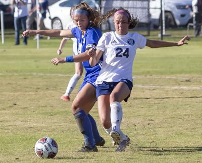 Brentwood ends Siegel soccer season with 3-0 victory