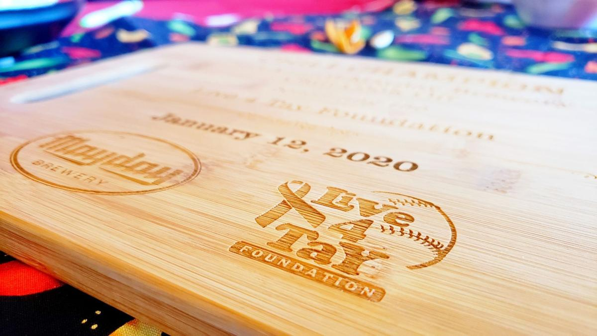 1st Place Cutting Board
