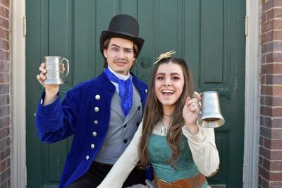 Talented young cast fills the stage for 'Les Miserables