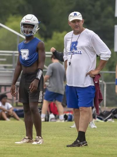Rockvale coach Rick Rice asks for prayers for injured son