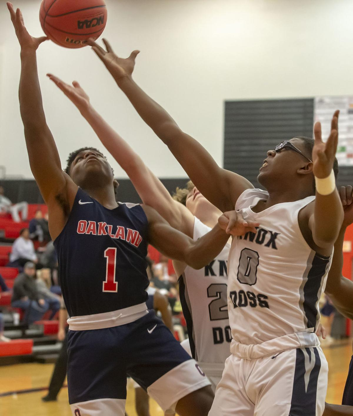 Oakland Middle boys advance to TMSAA state title game