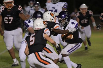 MTCS falls at home 42-21 to Kings Academy