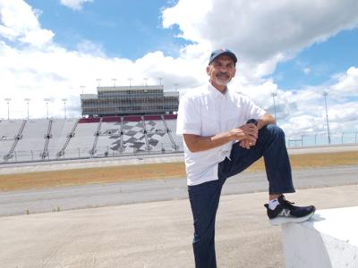 Dover optimistic second time will be charm at Gladeville track