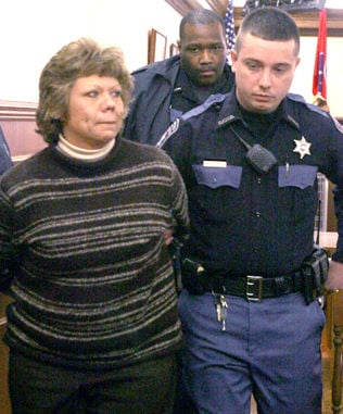 Woman convicted of killing former state trooper