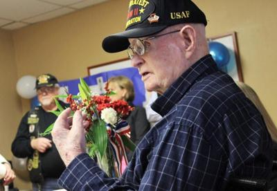 100 Year Old Vet Flooded With Birthday Cards