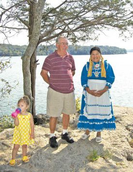 Growing up Choctaw: Sally Wells celebrates heritage at Pow Wow