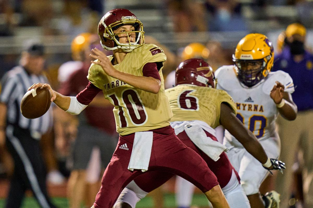 Riverdale wins third straight game, 40-20, over Smyrna