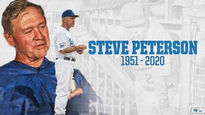 MTSU baseball Hall of Famer Peterson passes away at 68